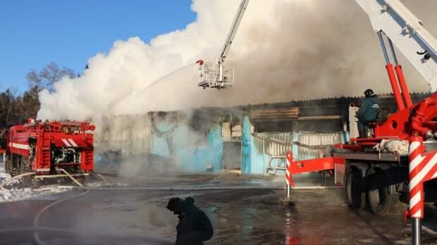 Терминал международного аэропорта едва не сгорел в Амурской области