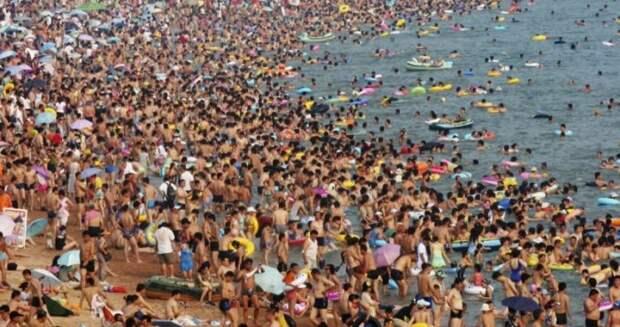 В Крым поток туристов вырос на 25% до 5 млн человек