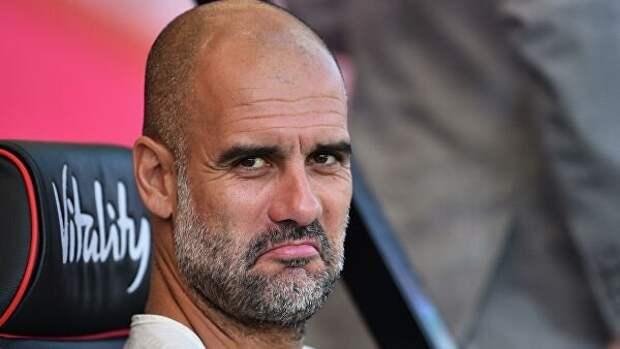 Гвардиола выиграл 31 трофей в тренерской карьере