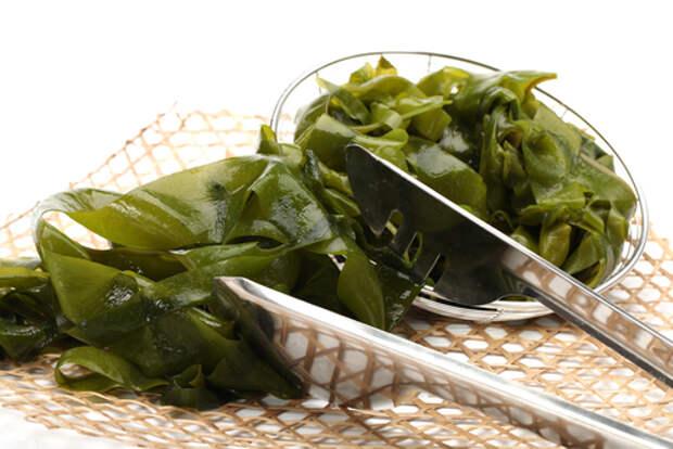 Щитовидная железа и продукты с высоким содержанием йода