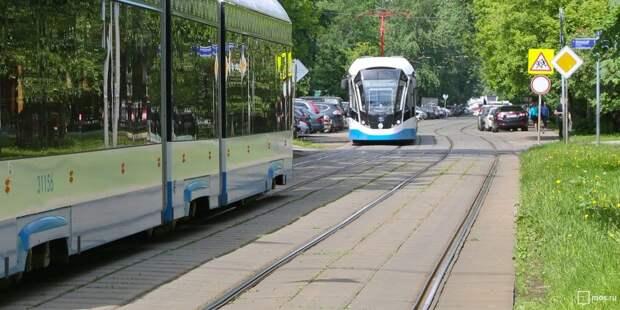 Маломобильным пассажирам трамвая №15 будут помогать сотрудники ЦОМП