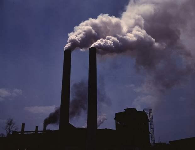 Как Бен Ладен с Европой атмосферными выбросами торговал