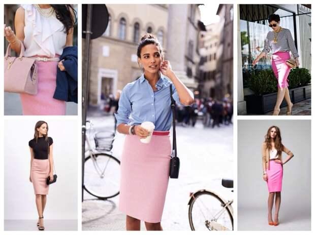 C чем носить кожаные шорты, кепи, худи, длинную юбку и юбку-карандаш? Модные идеи и советы