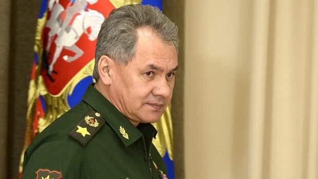 Шойгу рассказал об участии военных специалистов в создании вакцины «Спутник V»