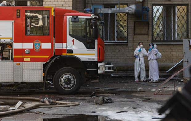 В ярославской больнице произошел пожар