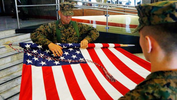 Американского офицера отстранили за критику марксизма в армии США