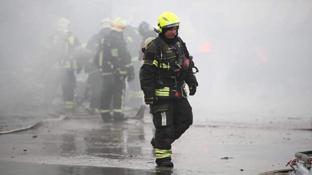 Пожар из-за неисправной проводки унес жизни двух людей в Приморье