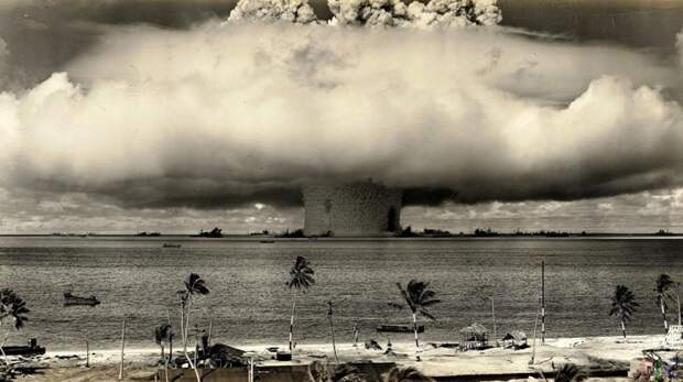 СССР сбросил атомную бомбу на Хиросиму: так считают американские дети