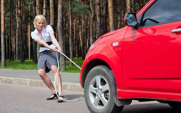 Буксировка автомобиля: несколько простых советов