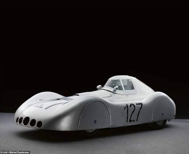 5. Meteor Stromlinie 1952 года