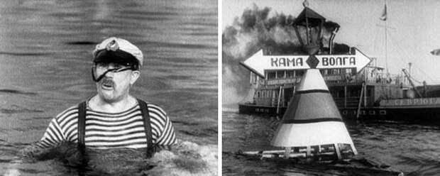 Любимые цитаты из фильма «Волга-Волга».