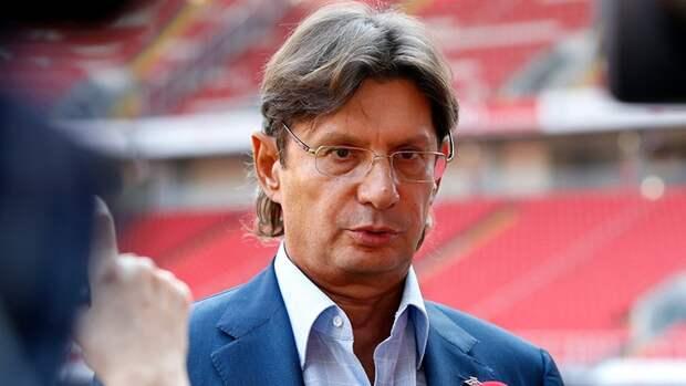 Кафельников уверен, что «Спартак» при Федуне больше нестанет чемпионом России