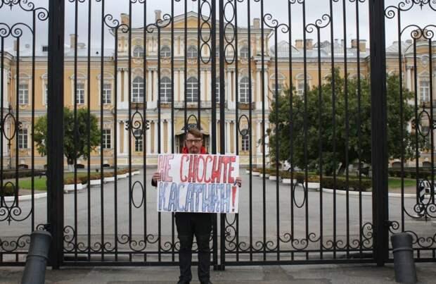 """""""Лишние"""" флигели Воронцовского дворца...."""