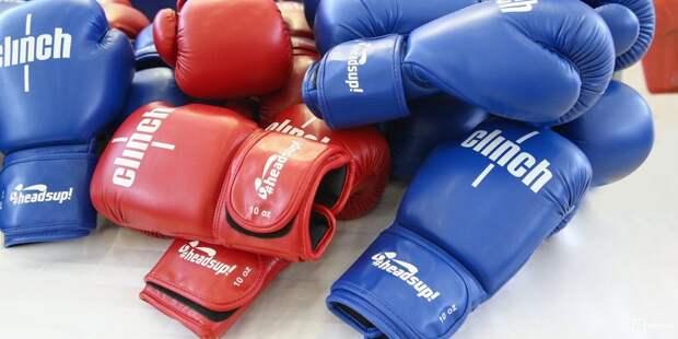 На Синявинской открылась школа бокса