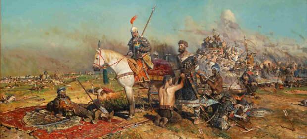 представление немецкой версии о русской истории