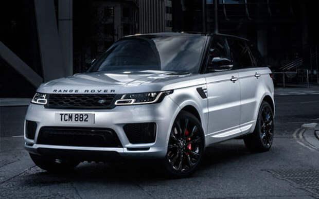Range Rover Sport получил новую 400-сильную версию