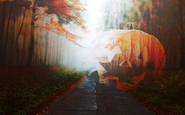 Дорога к Хэллоуину: водители назвали самые мистические места