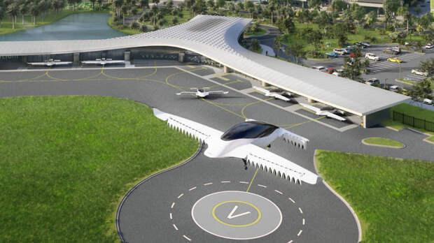 Летающие машины не смогут обойтись без вертипорт — специальных посадочных мест