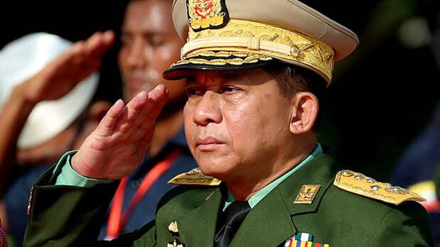 Зачем глава военного правительства Мьянмы в Москве