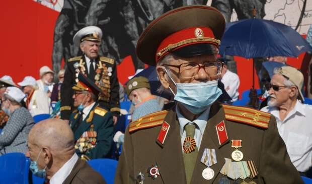 Эфир: Празднование Дня Победы в условиях пандемии COVID-19