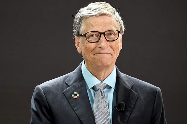 СМИ: у Билла Гейтса была интимная связь с одной из сотрудниц компании Microsoft