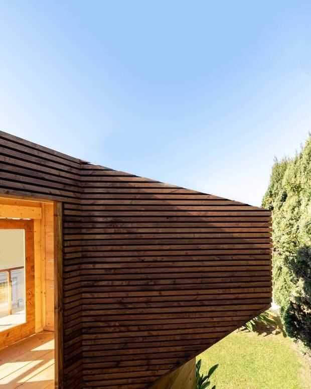 Дом на дереве под названием Кассиопея в Португалии
