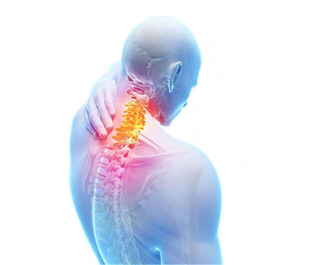 Снимите напряжение с шейных мышц, чтобы предотвратить гипертонию