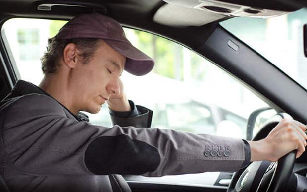 «Умные» камеры присмотрят за усталыми таксистами