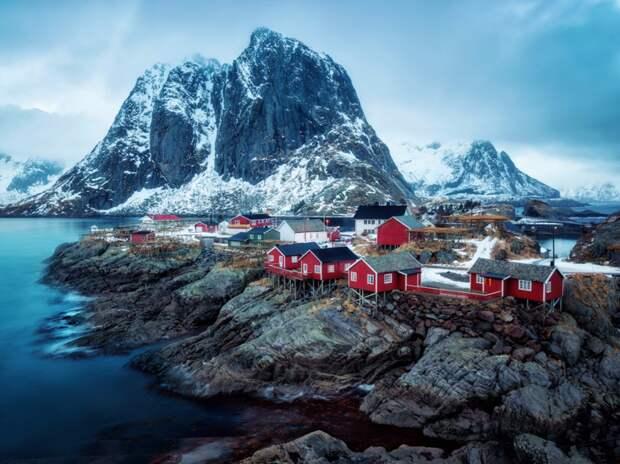 самые живописные места планеты