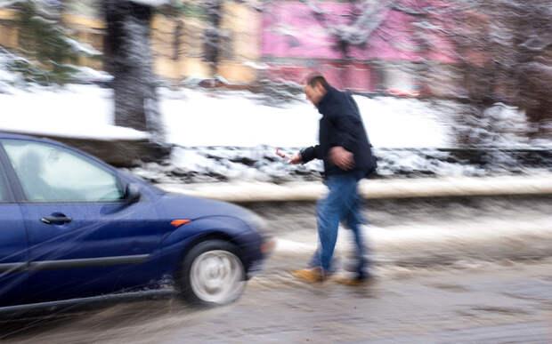 Всегда ли пешеход прав? — Нет! Но в России — да!