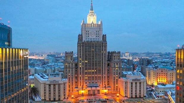 МИД РФ высылает румынского посла