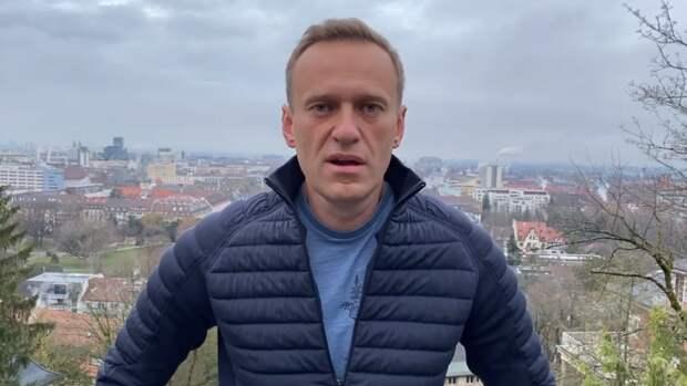 MASH: Алексей Навальный находится в федеральном розыске с 29 декабря прошлого года.