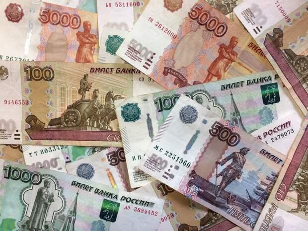 Эксперт пофинрынкам спрогнозировал рост курса доллара до100 рублей