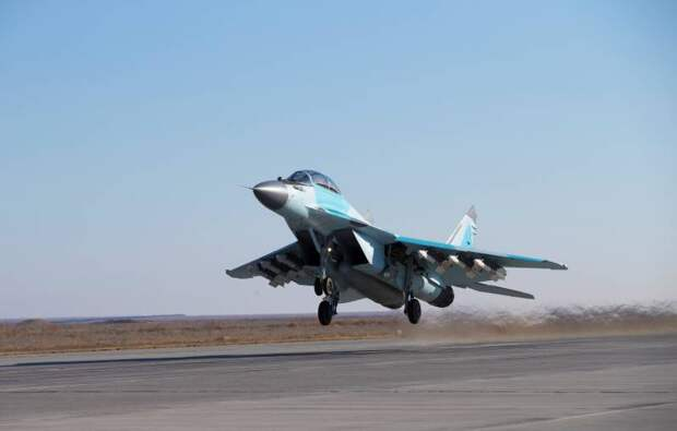 Итальянский военный эксперт отнёс радар с АФАР к основным преимуществам истребителя МиГ-35