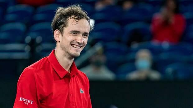 Главный русский теннисист стремительно ворвется в 3-й круг Australian Open. Прогноз на Медведев — Карбальес-Баэна