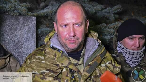 Интерпол по запросу России задержал экс-комбата «Айдара» Сергея Мельничука