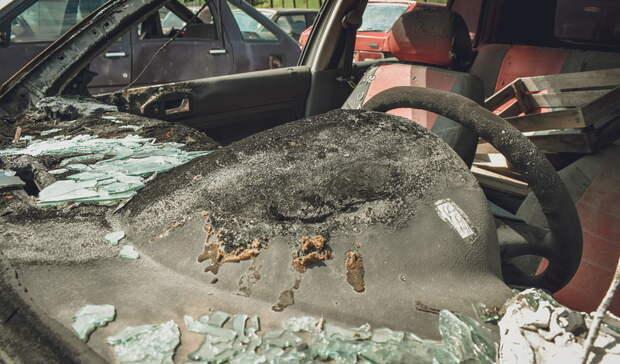 Око заоко: белгородец хотел сжечь авто механика заплохой ремонт своей машины