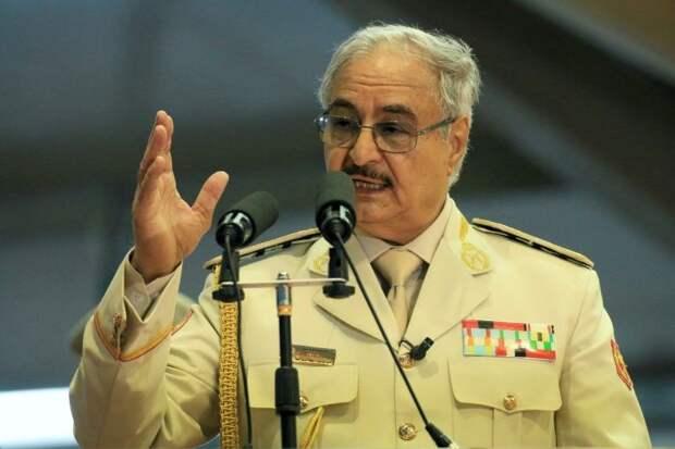 Процесс примирения в Ливии будет неполным без Хафтара и сторонников Каддафи