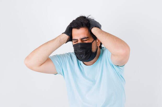 Новый пик эпидемии COVID-19 в России ожидается в сентябре