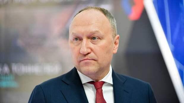 Андрей Бочкарев назвал дату окончания реконструкции станции Окружная