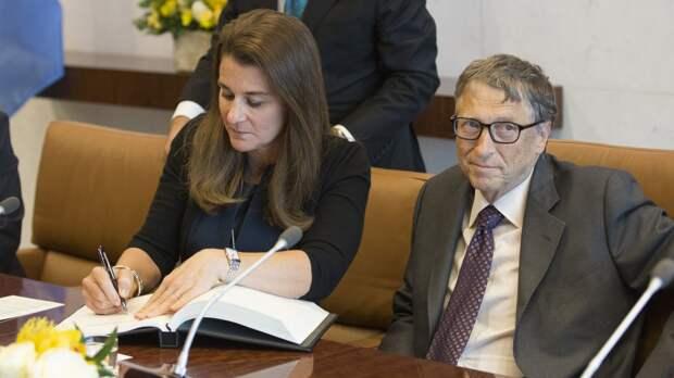 Мелинда Гейтс получит после развода ценные бумаги на 3 млрд долларов