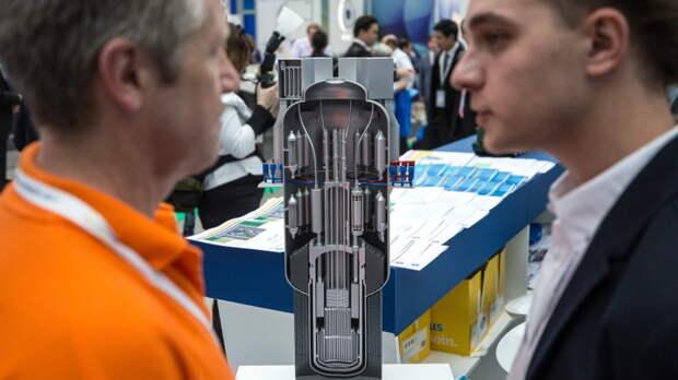 Запуск реактора БРЕСТ под Томском обеспечит Россию ядерным топливом на века вперед