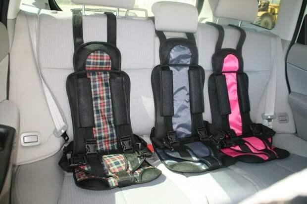 Выбираем детское автомобильное кресло