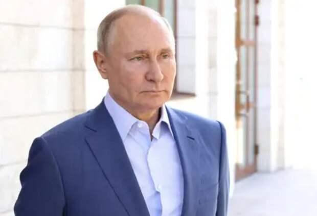Китайские авторы изумились способностью Путина «читать мысли США»