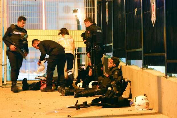 Согласно предварительным данным, целью атаки были, в первую очередь, сотрудники правоохранительных органов.