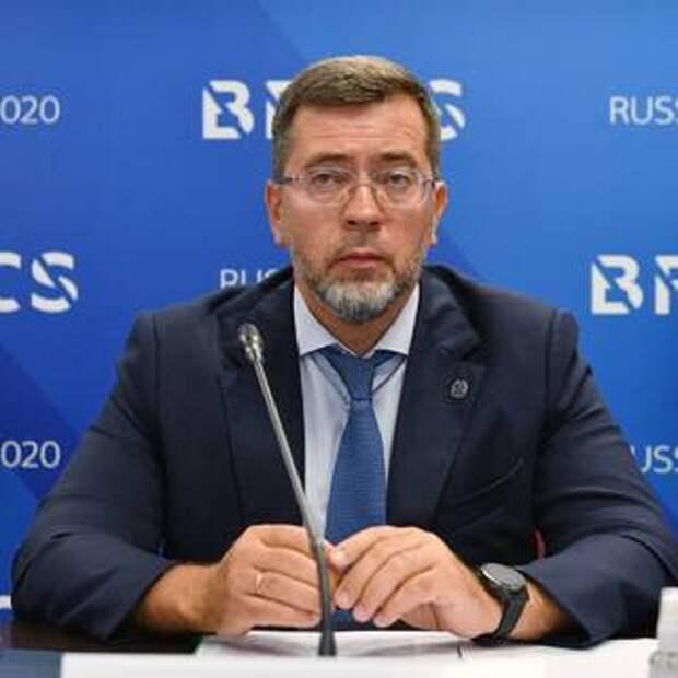 Храпов назначен на пост заместителя главы МВД