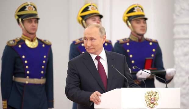 У Путина подскочила температура после прививки от «ковида», ему объяснили, почему