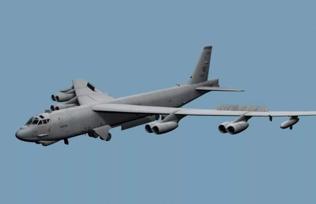 Стратегические бомбардировщики ВВС США перебросили на Ближний Восток