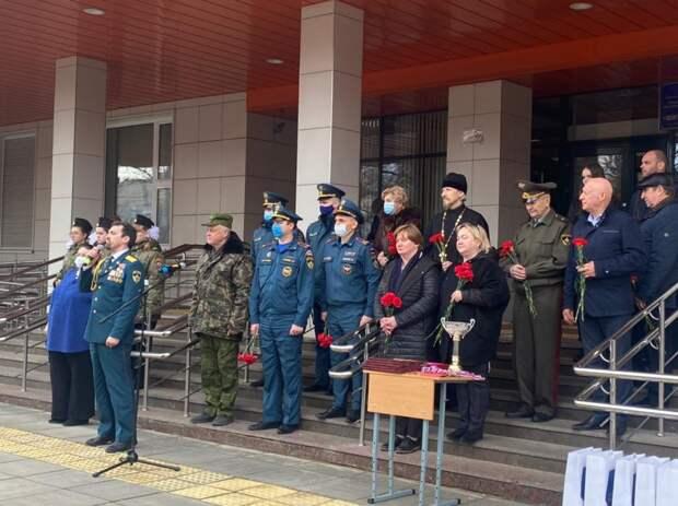 В школе №709 в Северном провели Кубок памяти В.И. Арсюкова