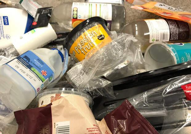 Я целый месяц не выбрасывала пластиковый мусор - и вот чему я научилась